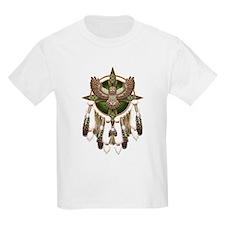 Barred Owl Mandala T-Shirt