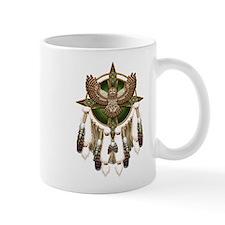Barred Owl Mandala Mug