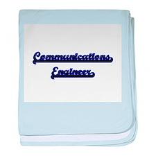 Communications Engineer Classic Job D baby blanket