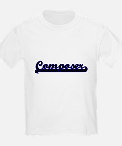 Composer Classic Job Design T-Shirt