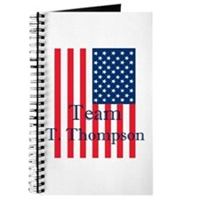 Funny Tommy thompson president Journal