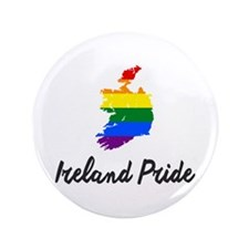 "Irish Gay Pride Equal 3.5"" Button (100 Pack)"
