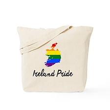 IRISH GAY PRIDE EQUAL MARRIAGE RAINBOW FLAG. Tote