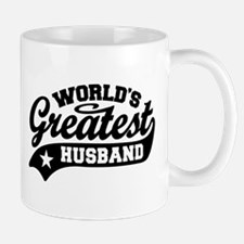 World's Greatest Husband Small Small Mug
