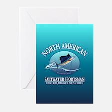 NASM sailfish Greeting Cards