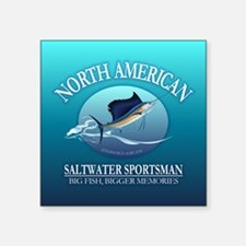 NASM sailfish Sticker