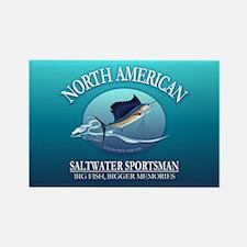NASM sailfish Magnets