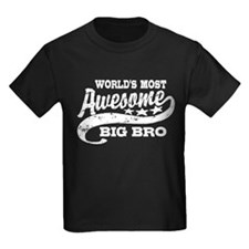 World's Most Awesome Big Bro T