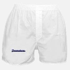 Dramaturg Classic Job Design Boxer Shorts