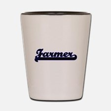 Farmer Classic Job Design Shot Glass