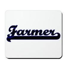Farmer Classic Job Design Mousepad