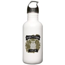 Birthday 1975 Born To Water Bottle