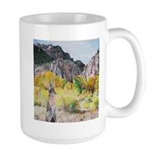 wild hare in Clear Creek Canyon.jpg Mugs