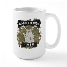 Birthday 1985 Born To Ride Mug
