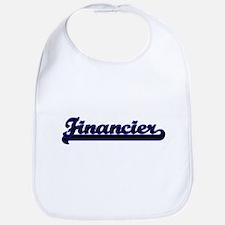 Financier Classic Job Design Bib