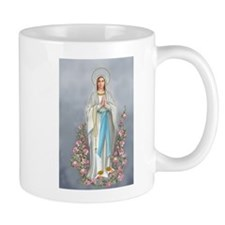Blessed Virgin Mary Small Mug