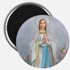 Blessed Virgin Mary Magnet