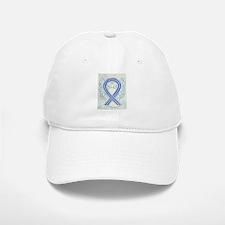 ALS Awareness Ribbon Angel Baseball Baseball Baseball Cap