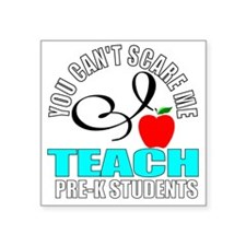 Pre-k teacher Sticker