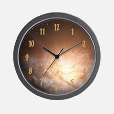 Brightest Galaxy Wall Clock