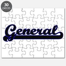 General Classic Job Design Puzzle