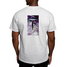 Light Purple Mushroom T-Shirt