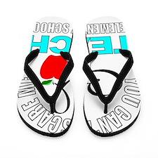 School teacher Flip Flops