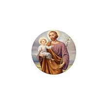 ST. JOSEPH Mini Button