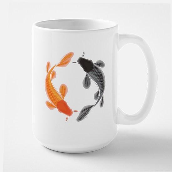 Japanese Koi Mugs