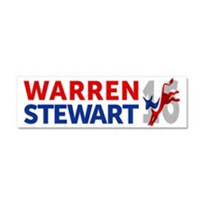 Unique Stewart Car Magnet 10 x 3