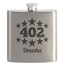 402 Omaha Flask