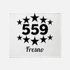 559 Fresno Throw Blanket