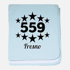 559 Fresno baby blanket