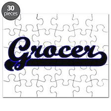 Grocer Classic Job Design Puzzle