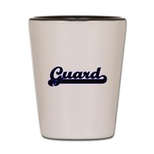 Guard Classic Job Design Shot Glass