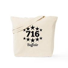716 Buffalo Tote Bag