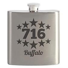 716 Buffalo Flask