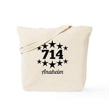 714 Anaheim Tote Bag