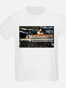 Tranchina's West End c. 1900 Kids T-Shirt