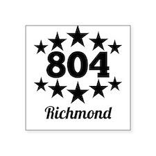 804 Richmond Sticker