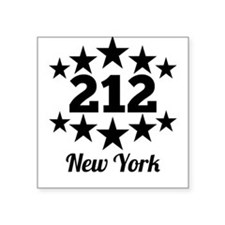 212 New York Sticker
