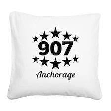 907 Anchorage Square Canvas Pillow