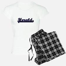 Herald Classic Job Design pajamas