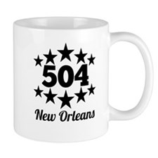 504 New Orleans Mugs