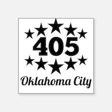 405 Oklahoma City Sticker