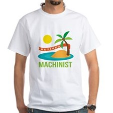 Retired Machinist Shirt
