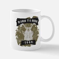 Birthday 1995 Born To Ride Mug