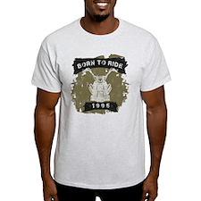 Birthday 1995 Born To Ride T-Shirt