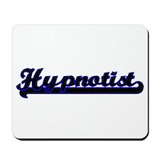 Hypnotist Classic Job Design Mousepad