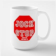Jock Stop Sports Bar Mugs